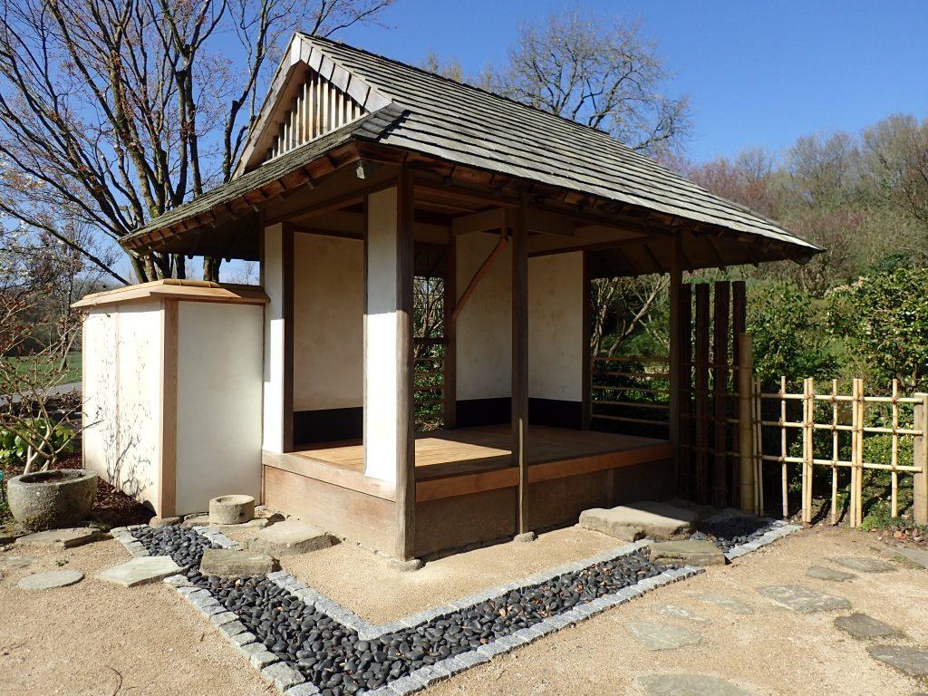 japanese garden | national botanic garden of wales