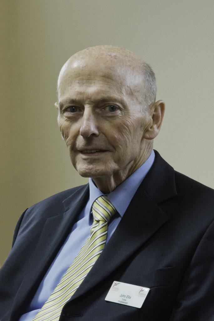 John Ellis OBE