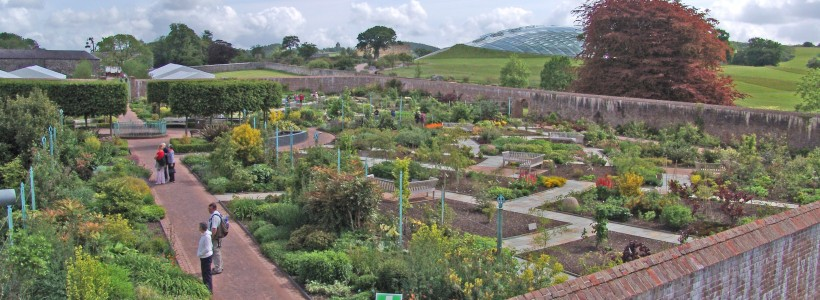 We run regular guided tours of our Double Walled Garden