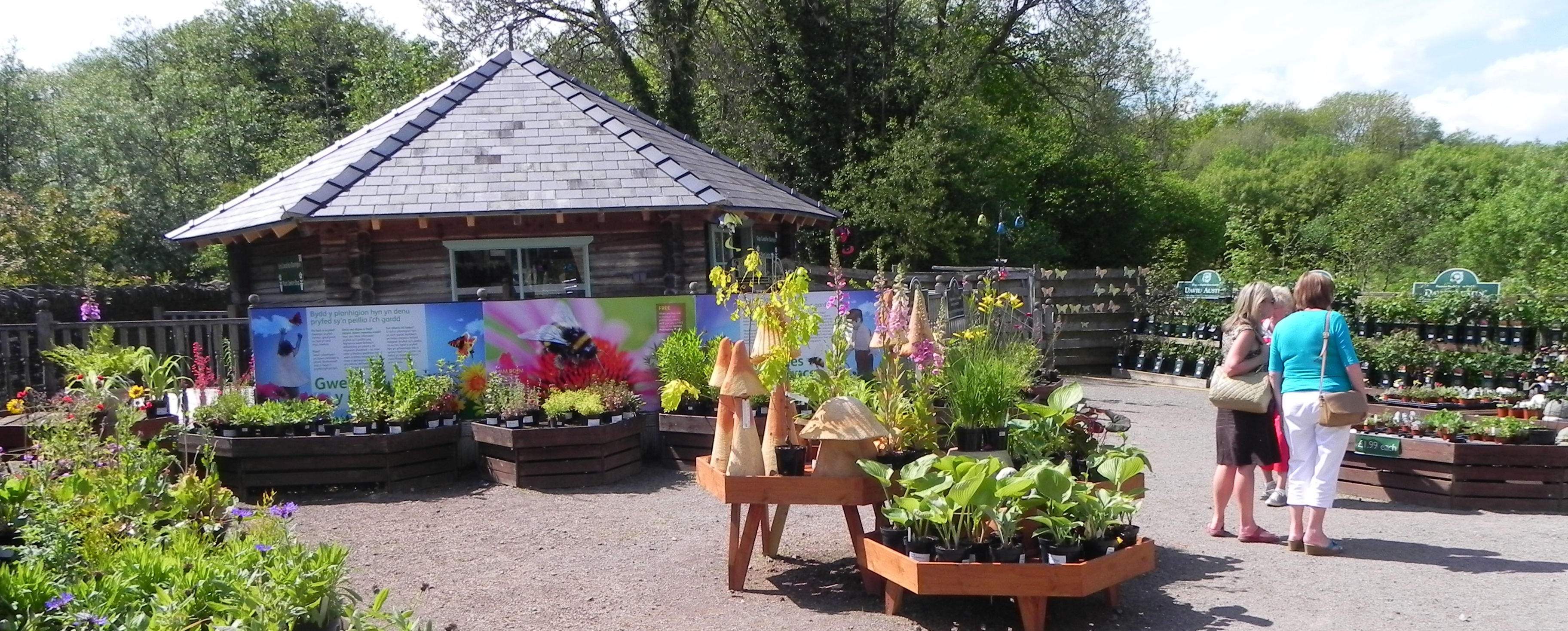 admissions and opening times national botanic garden of wales