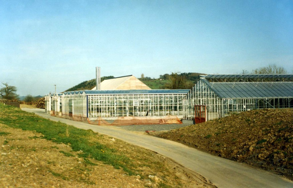 Nursery Glasshouses