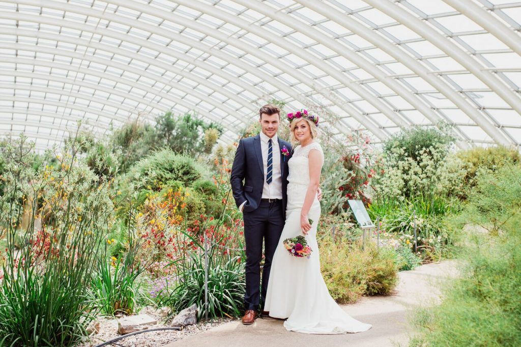Weddings At The Garden National Botanic Garden Of Wales