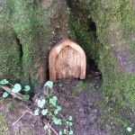 Fairy Wood door