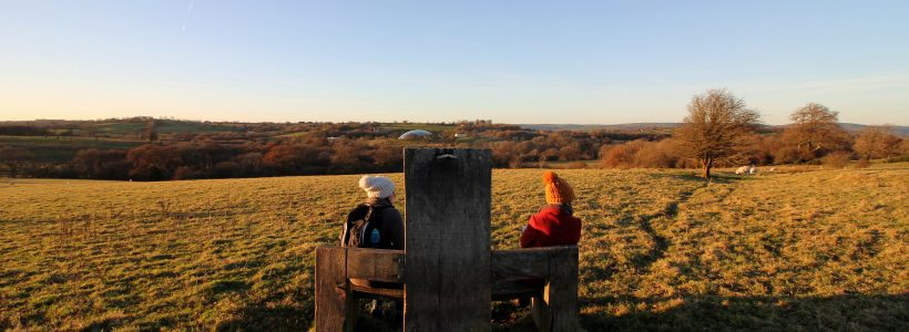 Parkland Views – Take the Garden's 2 Mile Round Walk