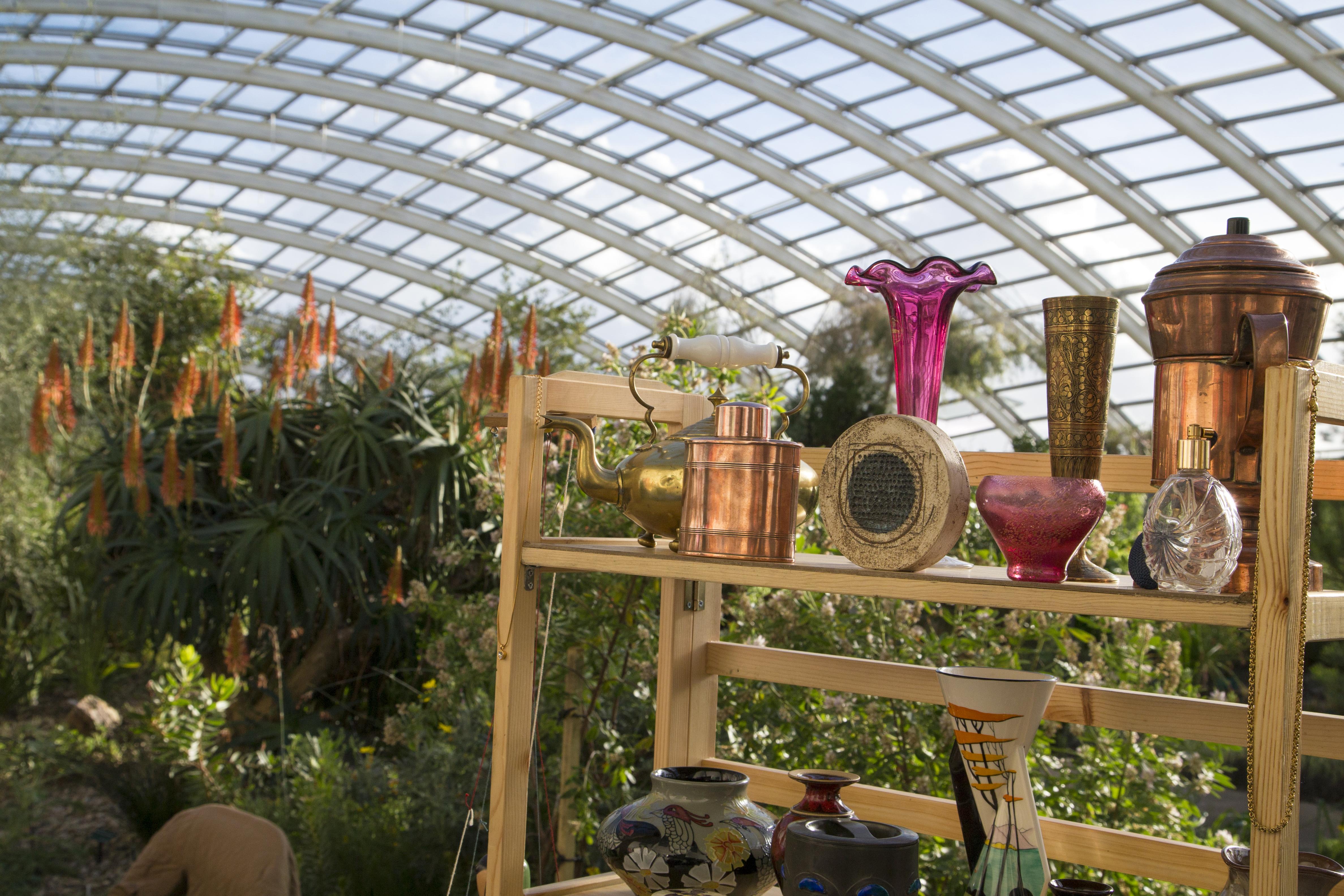 Summer Antiques Fair | National Botanic Garden of Wales