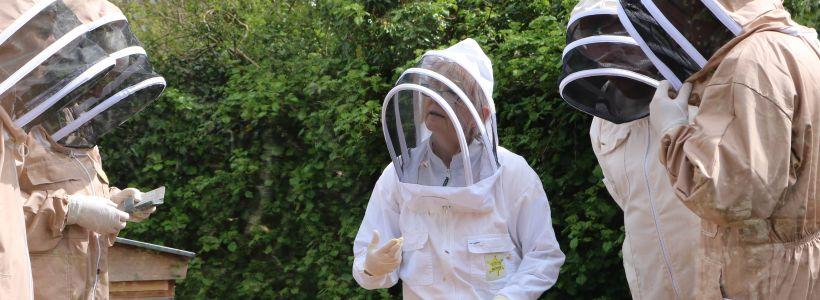 Lynda - Brilliant Beekeeper