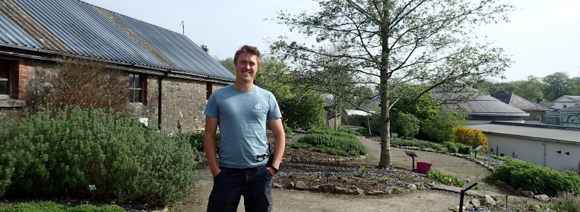 Our Garden Horticulturists - Thomas Campbell