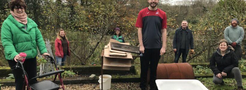 Live Well Growers - Iwan Says Goodbye