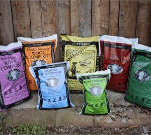 Compost, bark & fertilizer